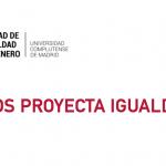 """Recogida Premios """" I Premios Proyecta Igualdad """""""